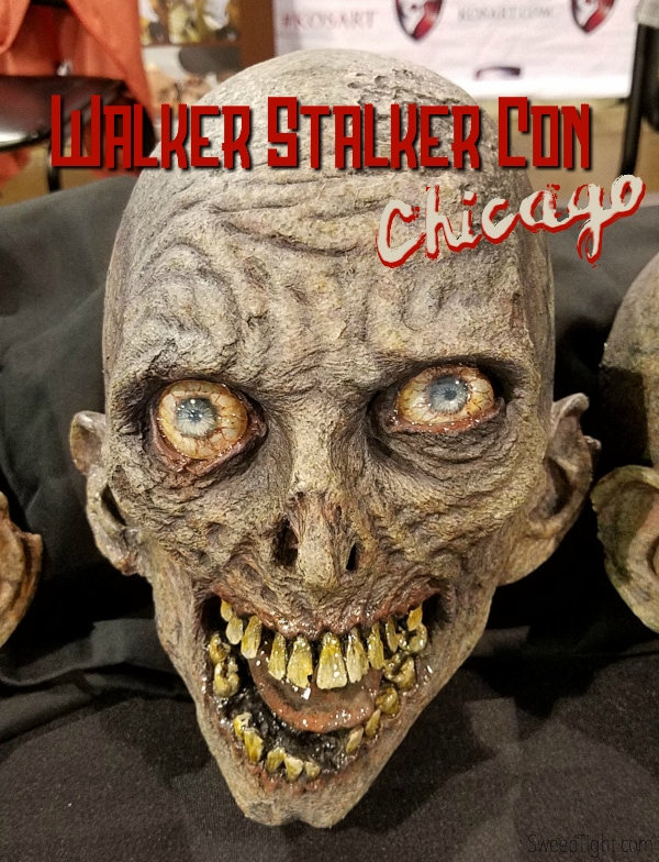 Walker Stalker Con Chicago 2016