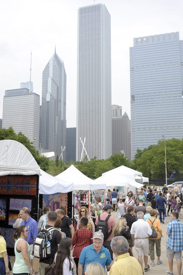 Art Festival Chicago - Gold Coast Art Fair