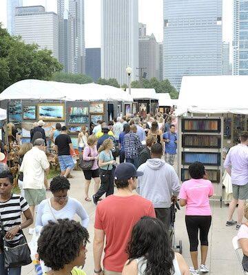 Art Festival Chicago – Gold Coast Art Fair 2016