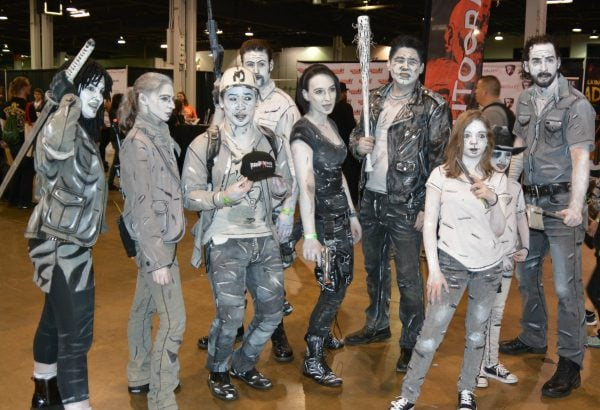 Walker Stalker Con Chicago 2016 Cosplay