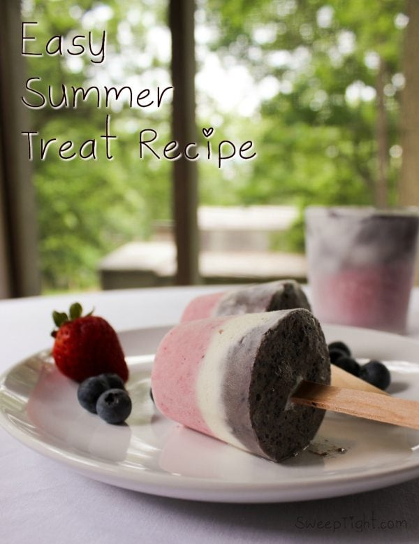 Fun Summer Treats recipe made by the kids! #IceCreamTruckTreats2016 #ad