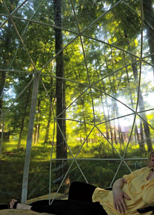 garden igloo. The Garden Igloo Is Amazing!
