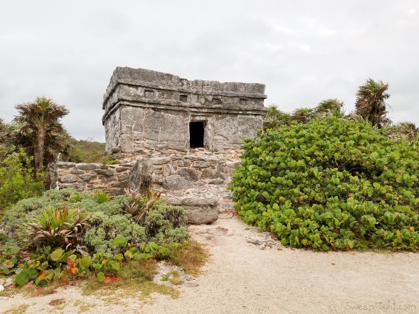 14 Things to bring on vacation in Mexico - These are Mayan Ruins located on the Occidental Grand Xcaret resort