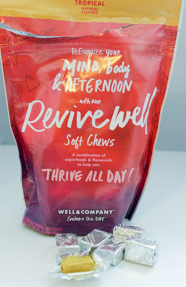 Well and Company Revive Well Chews