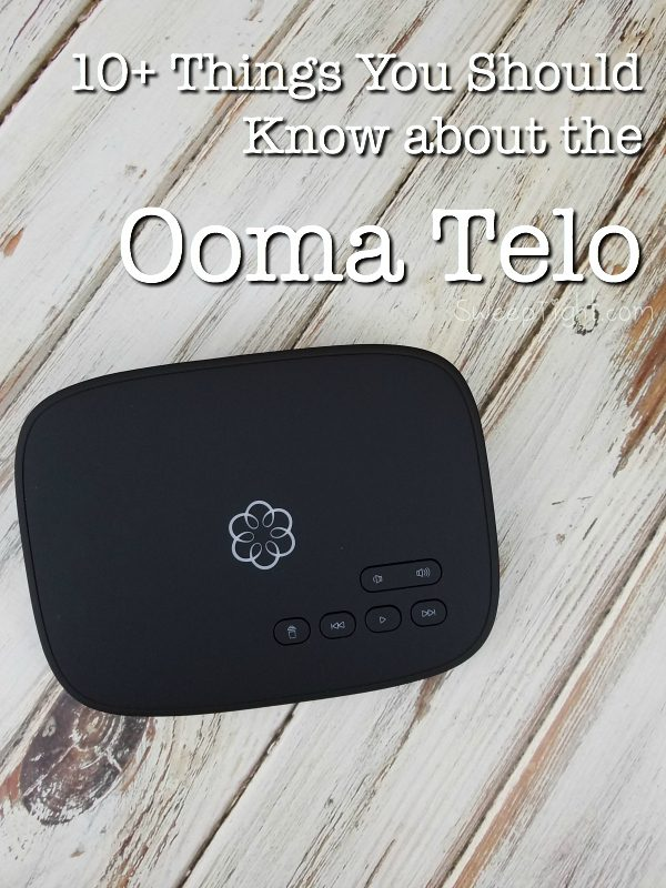10 things you should know about the Ooma Telo Free Home Phone Service #ad