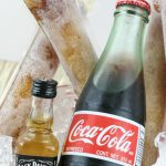 Jack and Coke Homemade Freeze Pops Recipe