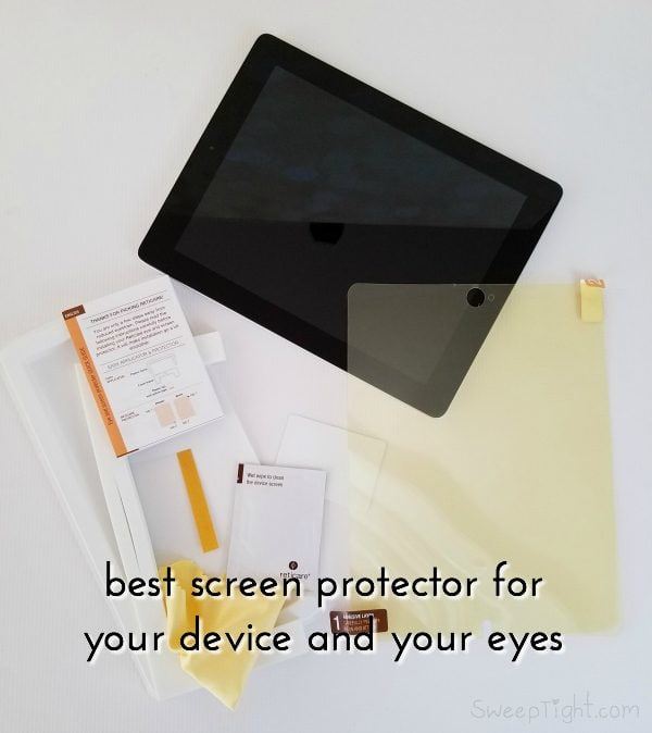 Eye Strain Prevention - Protect Your Eyes From Screen Time Overload #ProtectYourEyes #IC sponsored