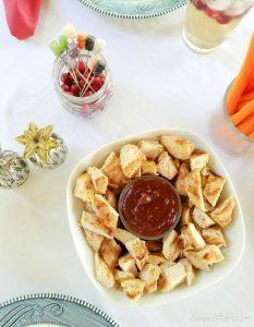Summer Cranberry BBQ Sauce Recipe #CranberrySummer ad