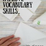 Improve Vocabulary with the Whole Family