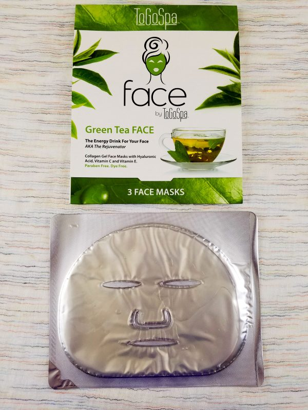 Surprise Boxes - Unboxed - ToGoSpa face mask