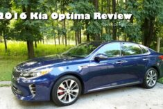 2016 Kia Optima Review – Everything in the Right Place
