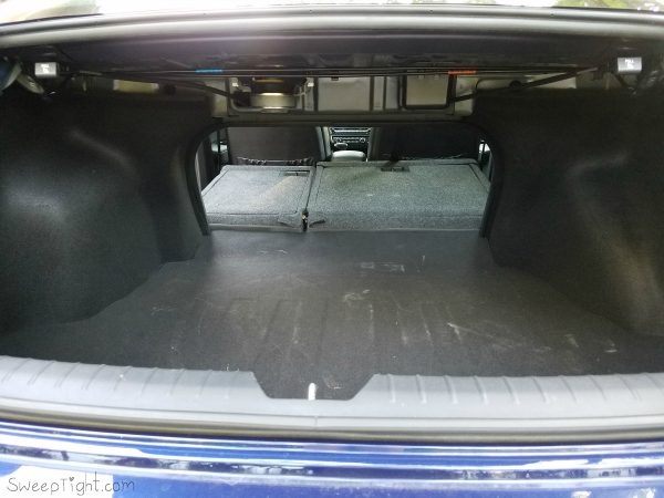 2016 Kia Optima Review - cargo space for days