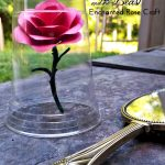 Disney Crafts for Kids – Beauty and the Beast Enchanted Rose Printable