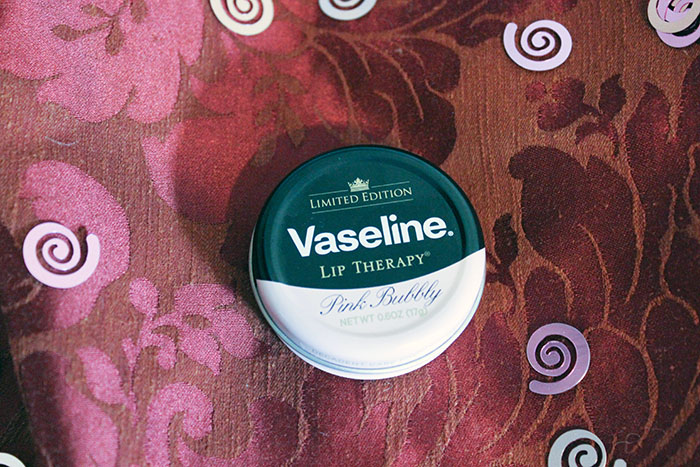 Vaseline Lip Therapy Pink Bubbly