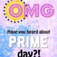 Amazon Prime Day Sales countdown until Prime Day!