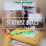 Unboxing Surprise Boxes