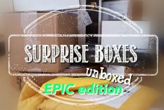 Unboxing Surprise Boxes