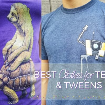 Quality Back To School Clothes for Teens and Tweens