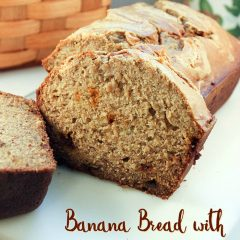 Moist Banana Bread Recipe with Cinnamon Chips – Sweepstakes