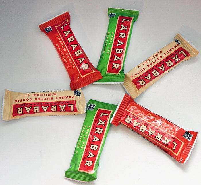 Lärabar Fruit and Nut Bars, Variety Pack