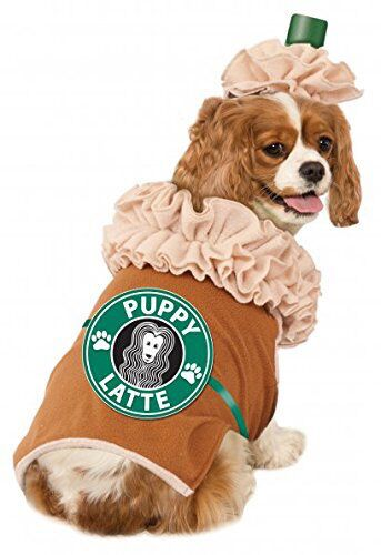 Puppy Love Iced Coffee Pet Costume
