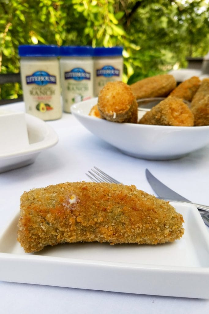 BEST jalapeño poppers recipe with cream cheese, cheddar AND a secret ingredient!