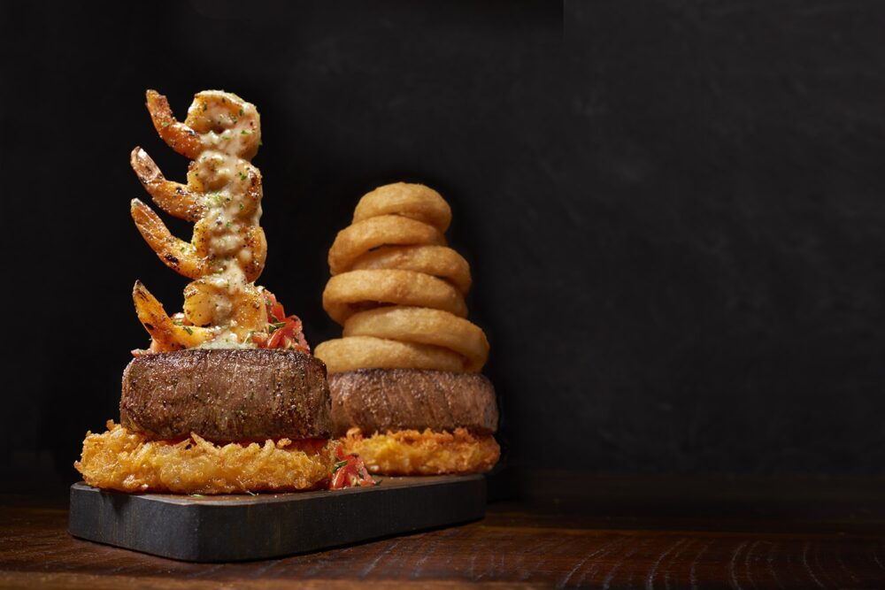Raise the Steaks - New Outback Steakhouse menu items
