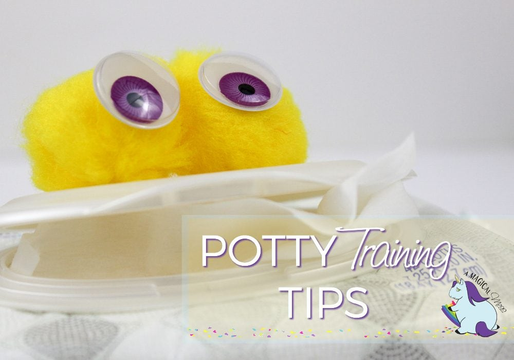 Potty Training Tips for Boys and Girls