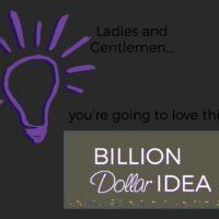 I love having billion dollar ideas. I wish someone would make this one happen!