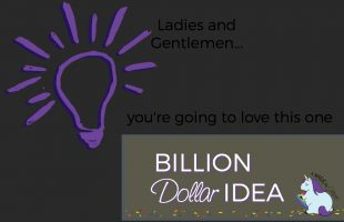 I love having billion dollar ideas. I wish someone would make this one happen!