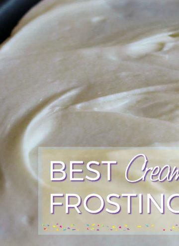 Delicious Cream Cheese Frosting Recipe