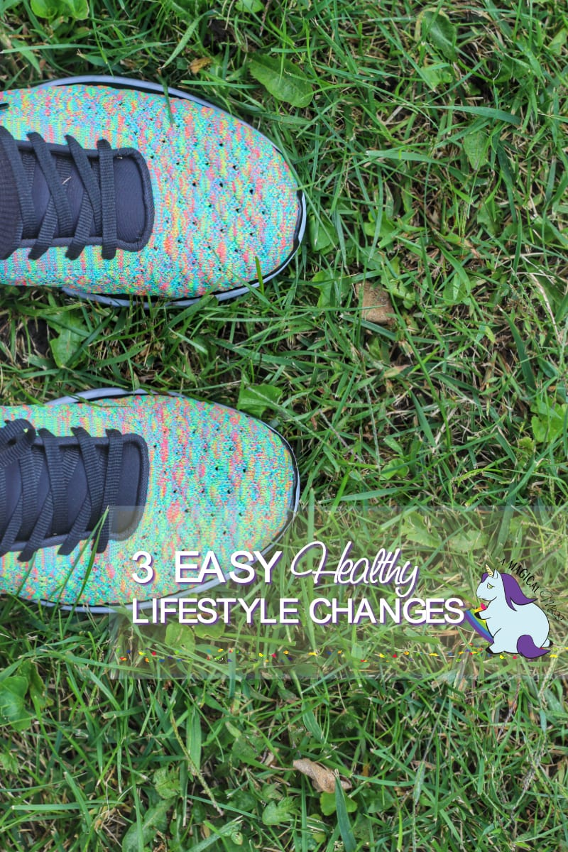 3 Easy Healthy Lifestyle Changes that Won't Overwhelm You