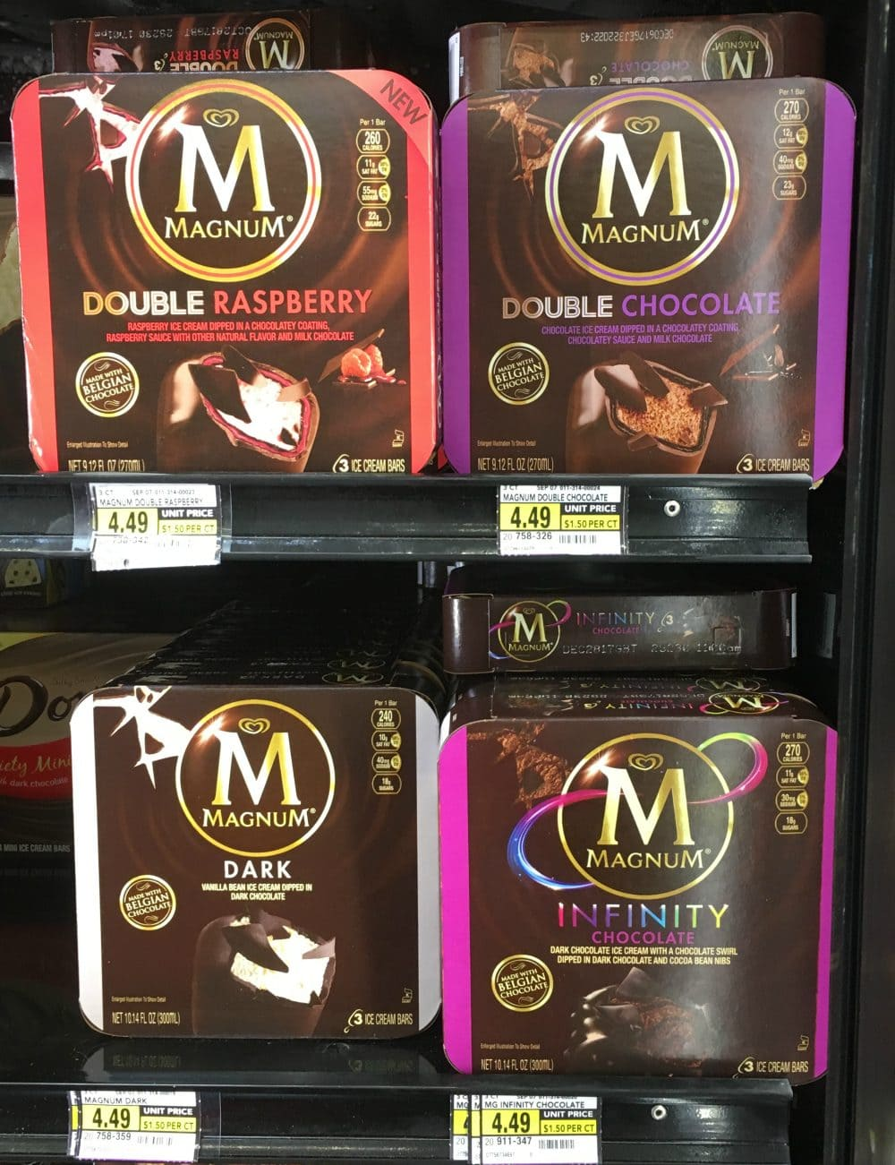 Magnum Ice Cream Treats