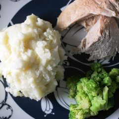 Fast Mashed Potatoes for Sunday Dinner Any Night