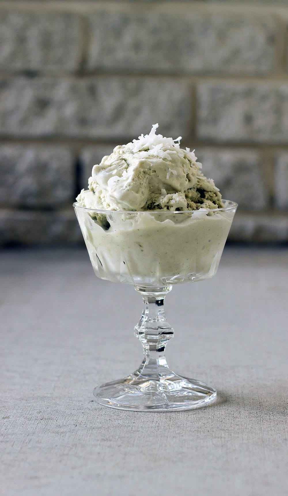 No Churn Matcha Ice Cream Recipe
