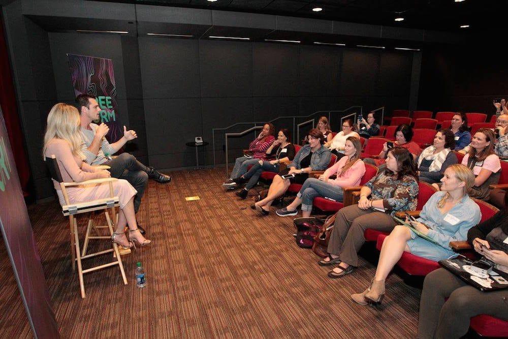 Ben and Lauren: Happily Ever After - Ben Higgens Lauren Bushnell Q & A #BenandLaurenEvent