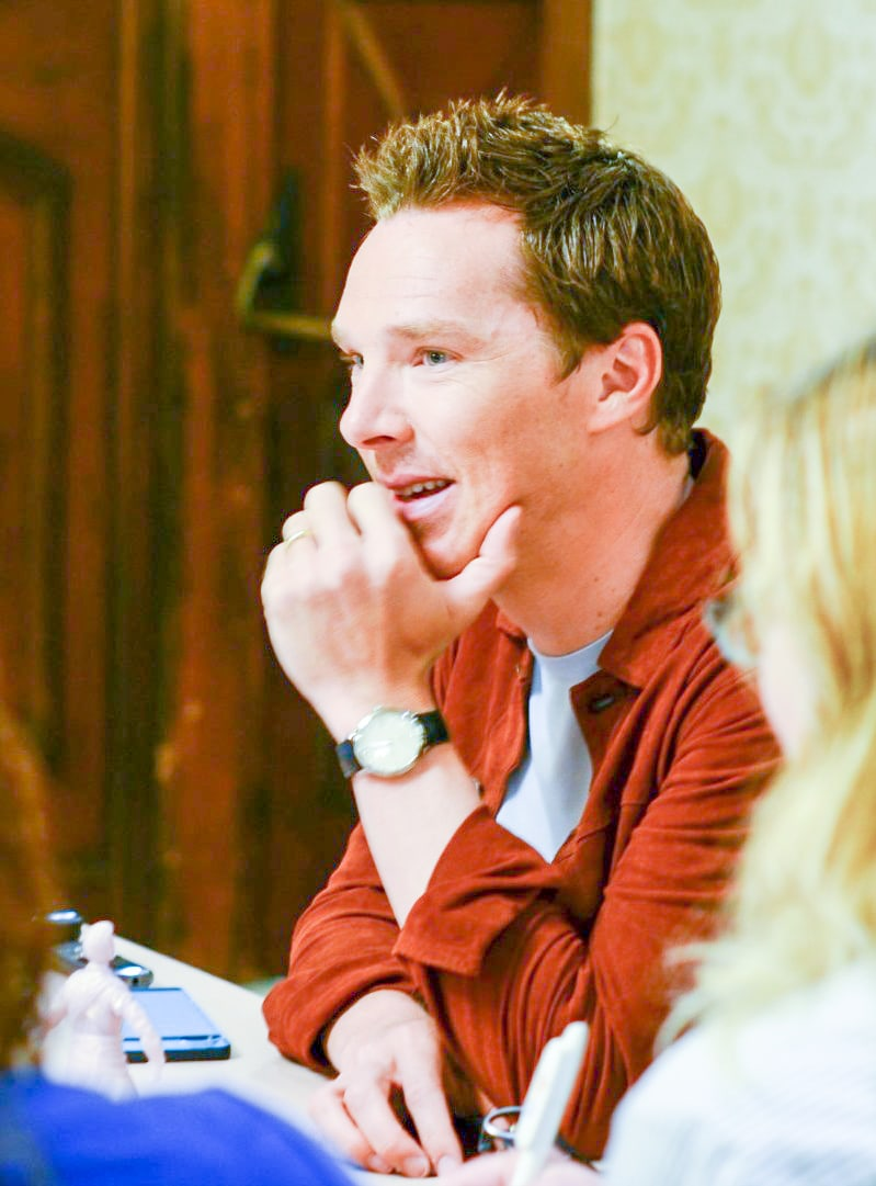 DOCTOR STRANGE: Benedict Cumberbatch talks about his role #DoctorStrangeEvent