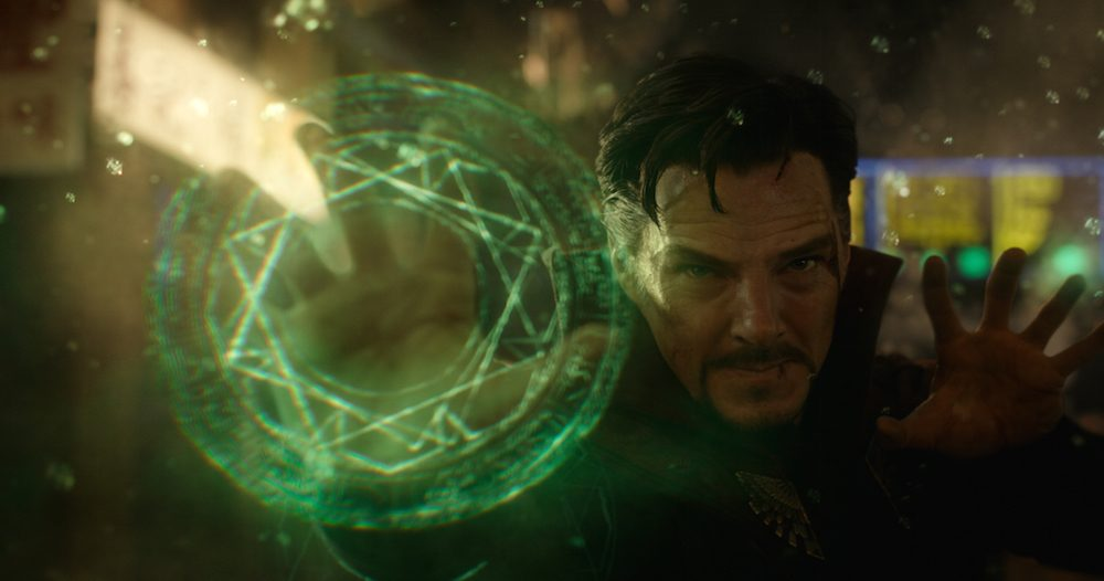 DOCTOR STRANGE: Benedict Cumberbatch talks about his role #DoctorStrangeEvent