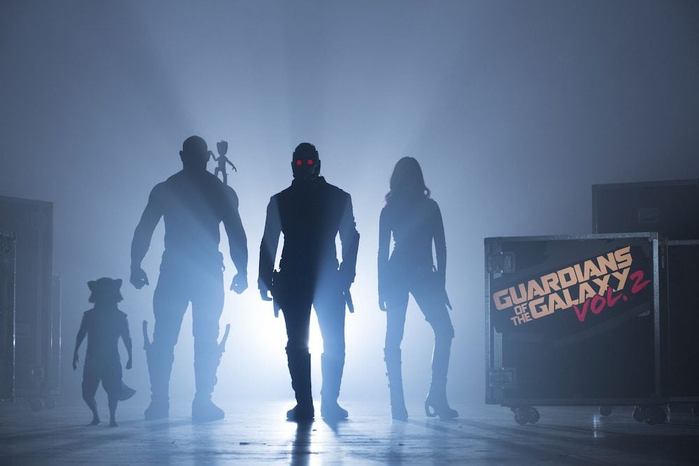 Guardians of the Galaxy Vol. 2 Top Secret Set Visit