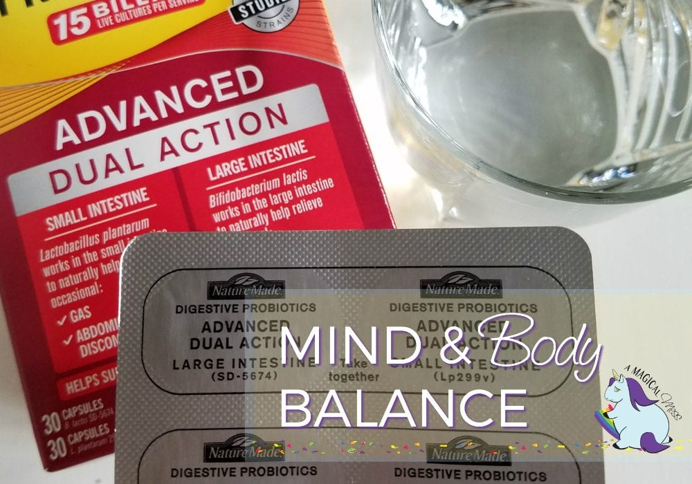 Tips for finding the ultimate mind and body balance #NatureMadeatWalmart #IC #ad