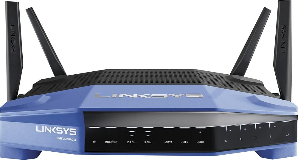 Home Wi-Fi with the Linksys WRT 3200 ACM Wi-Fi Router