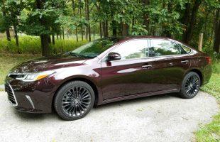 2016 Toyota Avalon Touring Review