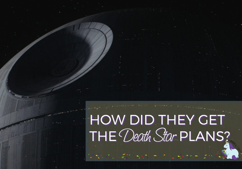 The Rebellion - How did they get the Death Star plans?