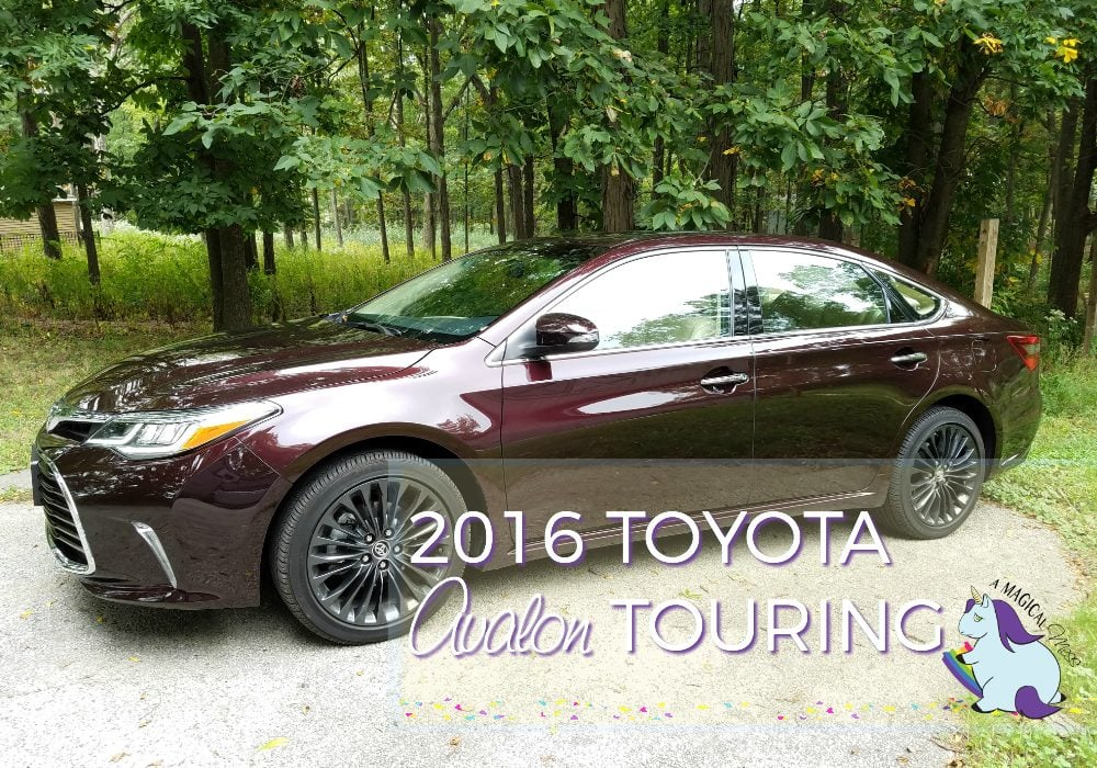 2016 Toyota Avalon Touring Review