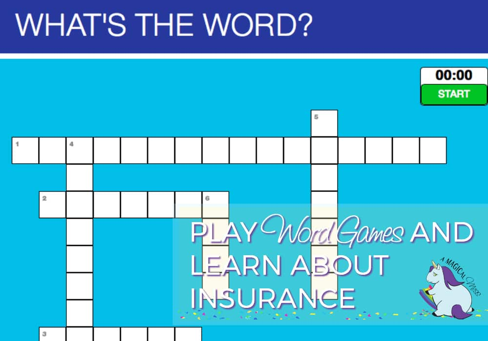 Play Word Games To Make Health Insurance Easy – Sweepstakes