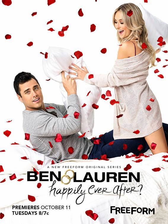 Ben and Lauren Happily Ever After Interviews #BenandLaurenEvent