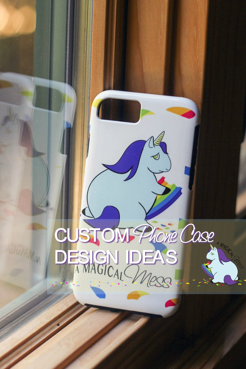 Custom Phone Case Design Ideas