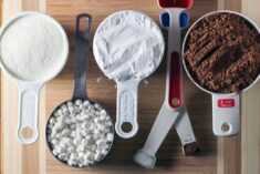 Homemade Hot Cocoa Mix Recipe in Hefty Slider Bags
