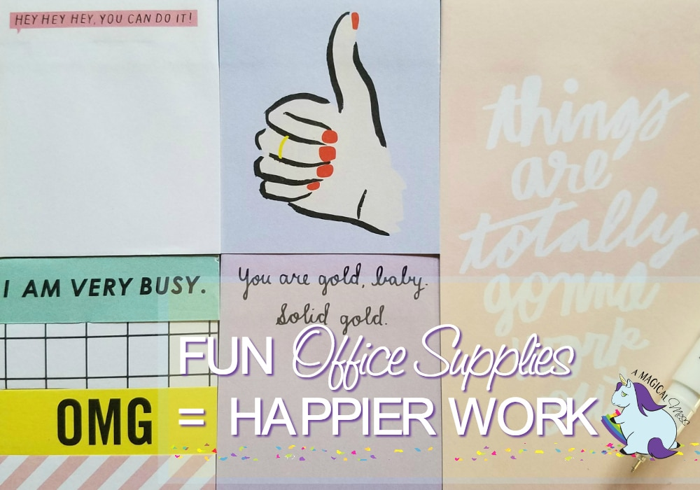 Home Office Organization Ideas for a Happier Work Environment