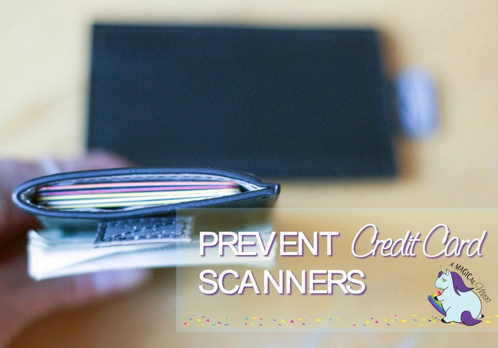 Attractive Credit Card Scanning Protection